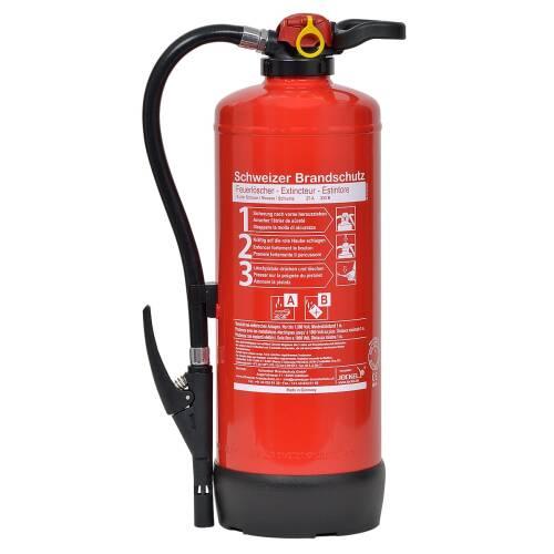 Gewerbe-Feuerlöscher 9 Liter Schaum
