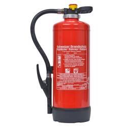 Gewerbe-Feuerlöscher 9 Liter Schaum Frostsicher