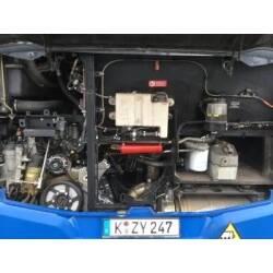 Automatisches Aerosol Löschsystem für Busse und Lastwagen