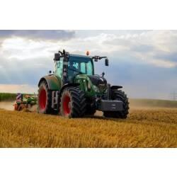 Automatische Aerosol Löschsysteme für Traktoren und Landmaschinen