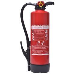Haushalts-Feuerlöscher 6 Liter Schaum