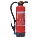 Wassernebel Feuerlöscher 6 Liter
